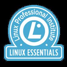 LPI (Linux Professional Institute) Linux Essentials Professional Development Certificate